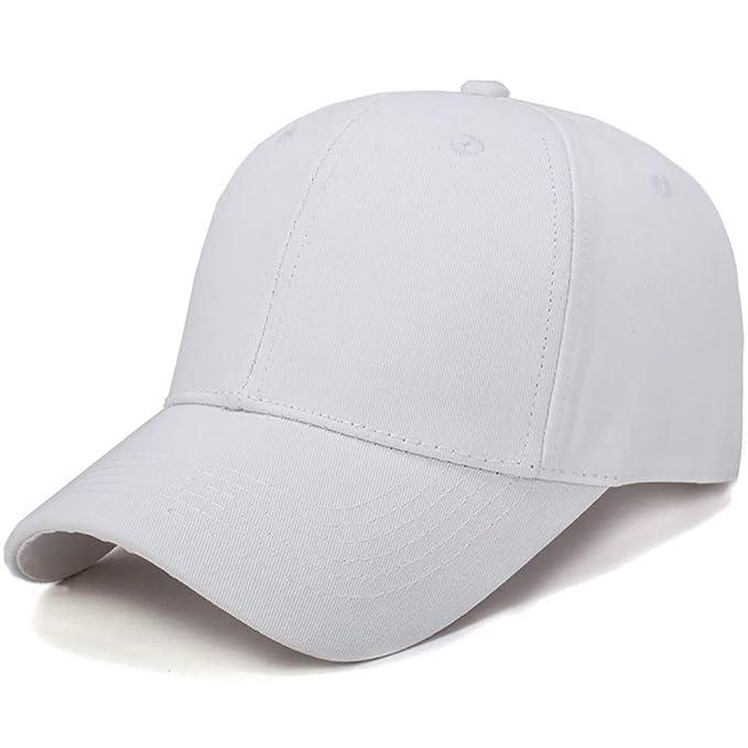 2019 Nuovo Cappello da Sole per Esterno da Baseball Regolabile in Cotone  colorato Leggero da Uomo 66c54862ace6