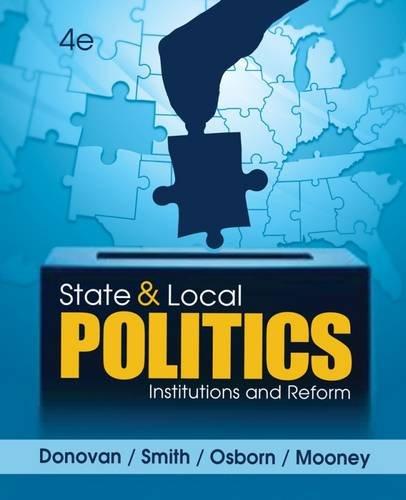 State+Local Politics
