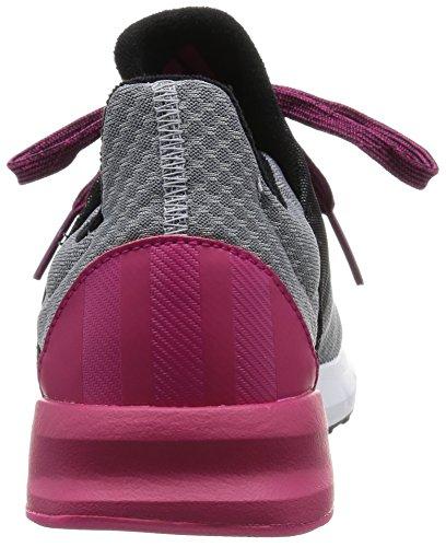 W Multicolore Grey Black adidas da Scarpe 5 Negbas Donna Grimed Elite Pink Rosfue Corsa Falcon qxzA84t
