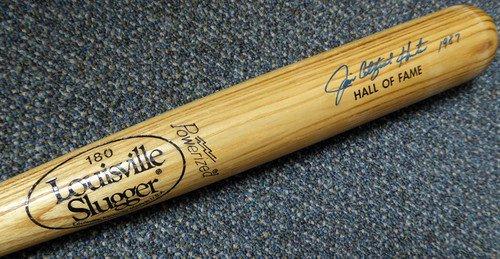 - Jim Catfish Hunter Signed Louisville Slugger Hall Of Fame Bat 1987 - PSA/DNA Authentication - Autographed MLB Baseball Bats