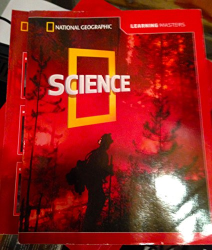 National Geographic Science, Learning Masters, Grade 5