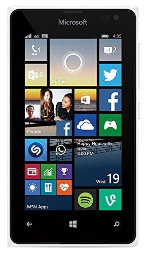 Microsoft Lumia Unlocked Windows Smartphone product image