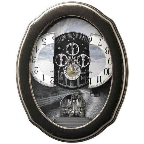 (Rhythm USA Joyful Homestead Wall Clock)