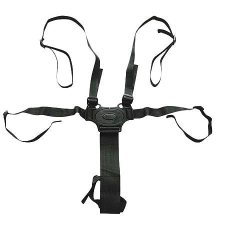 Cinturón de Seguridad Ajustable para bebé, arnés Universal de 5 ...
