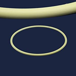 Fisher & Paykel 525059 Dishwasher Sump Gasket Genuine Original Equipment Manufacturer (OEM) Part