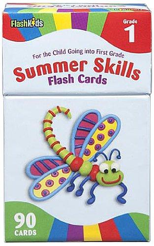Summer Skills Flash Cards Grade 1 (Flash Kids Summer Skills)