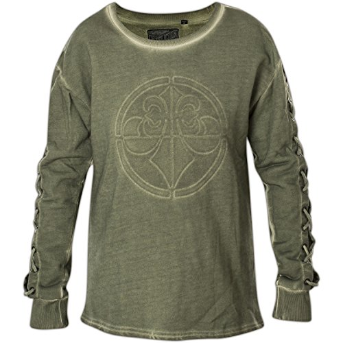 (Afflciton Courtyard Sweater M)