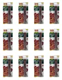 Nylabone Healthy Edible Bacon w/Vitamins Giant 7″ 12 pk, My Pet Supplies