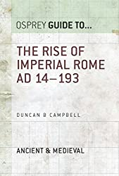 The Rise of Imperial Rome AD 14-193 (Guide To...) (English Edition)
