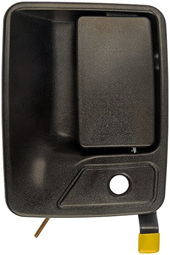 Dorman 79306 Ford Front Driver Side Replacement Exterior Door (Replacement Driver Side Front Door)