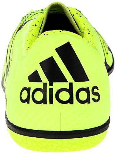 Adidas Performance Mens X 15.3 In Scarpe Da Calcio Giallo Solare / Nero Nucleo / Giallo Ghiaccio F15