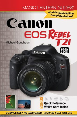 Magic Lantern Guides: Canon EOS Rebel T2i/EOS 550D (Best Camera Store In Seattle)
