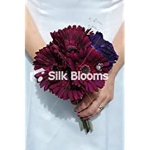 Burgundy Gerbera and Peony Bridesmaid Wedding Bouquet