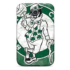 New Fashion Premium pc Case Cover For Galaxy S4 - Boston Celtics