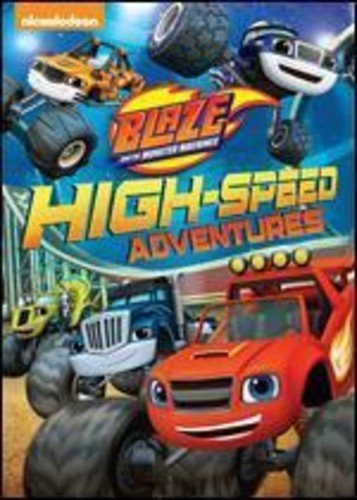 (Blaze & The Monster Machines: High-Speed Adventure)