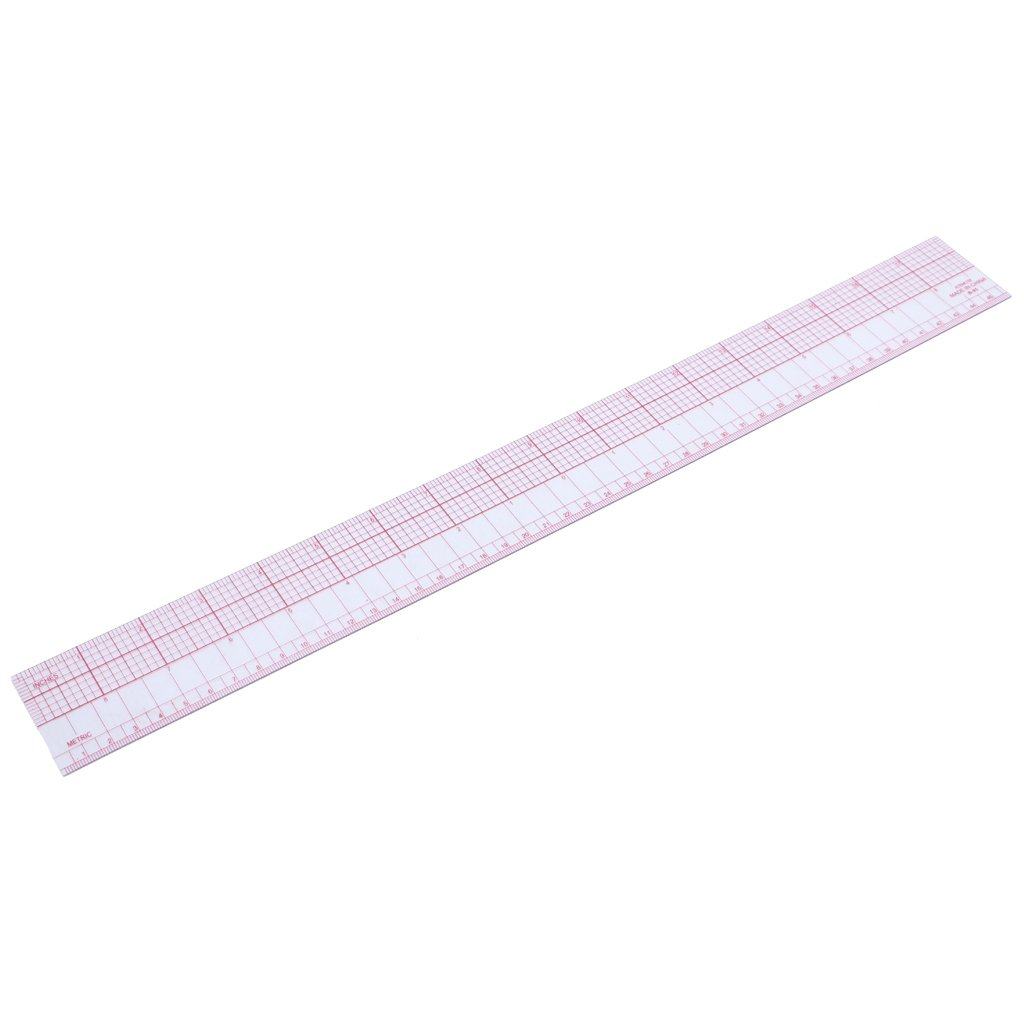 Doober Multi-function Grading Ruler for Making Clothes Tailor Sewing Craft Tool Plastic