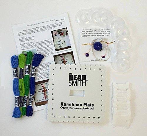 Kumihimo Plate Starter Set