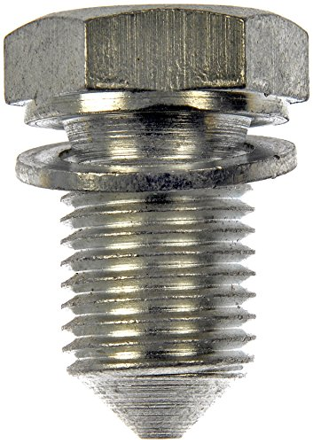 - Dorman 090-171 Oil Drain Plug Pilot Point with Floating Washer - M14-1.50, Pack of 5