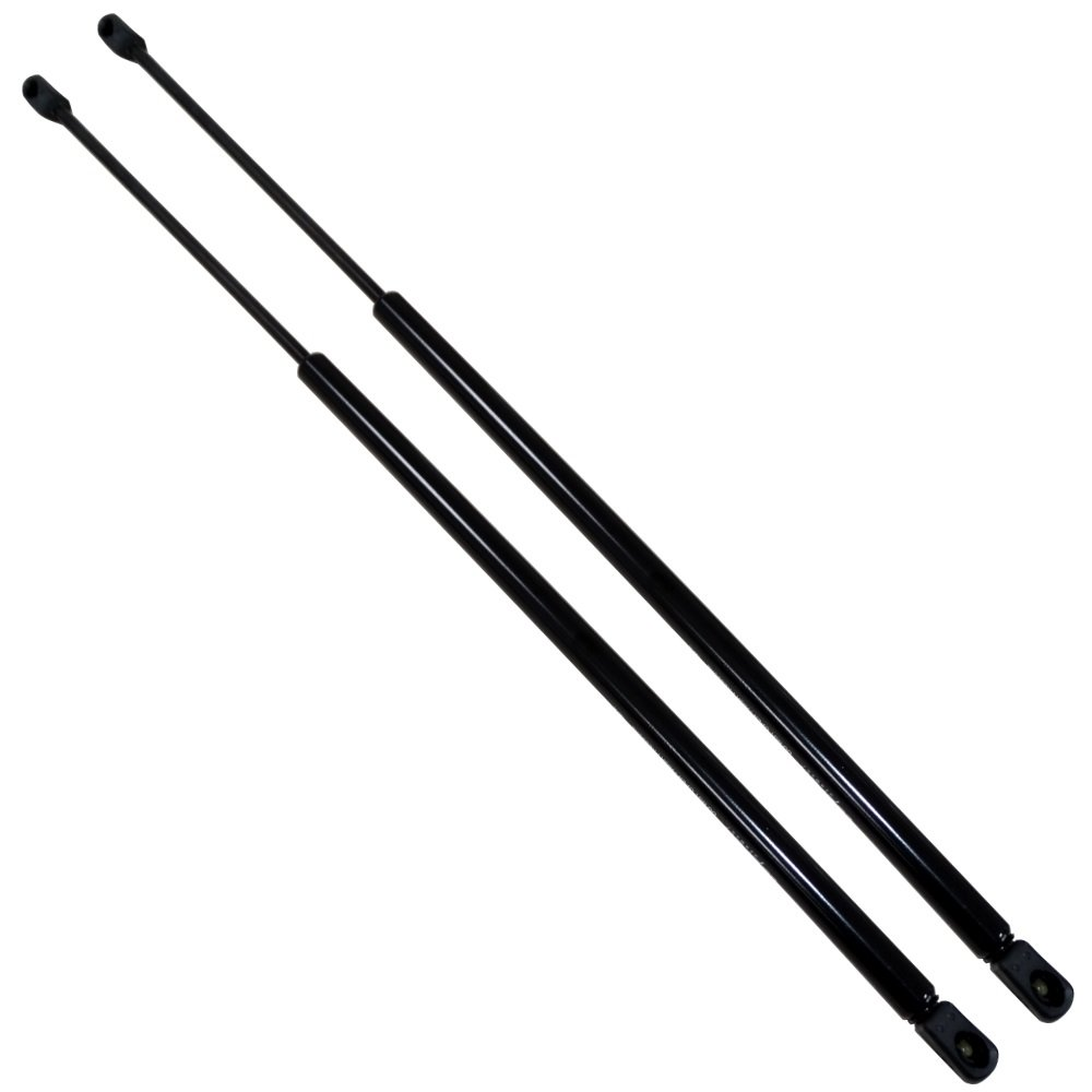 2 x Boot Gas Springs C19840 Trunk Shock Absorber Cylinders Compatible with 8731.E0 Aerzetix
