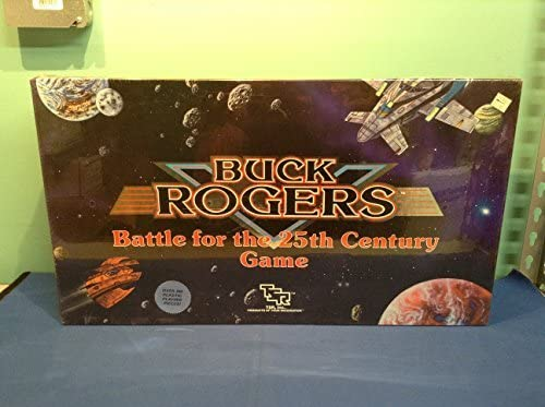 Buck Rogers Battle for the 25th Century Game by TSR: Amazon.es ...
