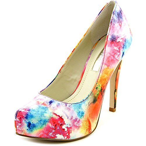 BCBGeneration Womens Parade Closed Toe Classic Pumps, Watercolor, Size 6.5
