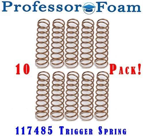 Professor Foam Trigger Spring Aftermarket 117485 fits Graco Fusion AP 10 Pack