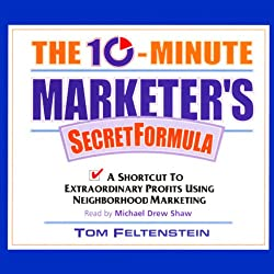 The 10-Minute Marketer's Secret Formula