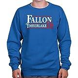 Brisco Brands Jimmy Fallon Timberlake 16 President Funny Shirt Sweatshirt