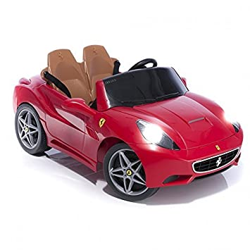 2015 new licensed limited edition ferrari california 2 seats kids boy girl ride on