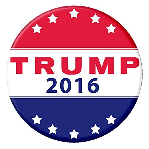Oliasports Donald  for President  Make America Great Again Campaign Buttons, Multi (Trump2016)