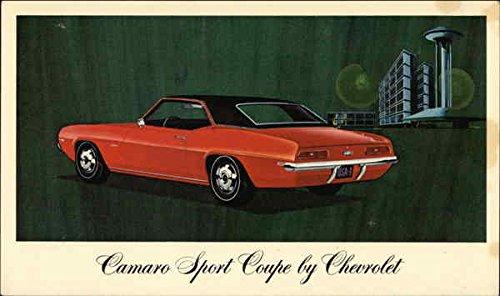 camaro-sport-coupe-by-chevrolet-cars-original-vintage-postcard
