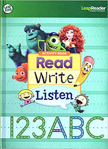 Leap Frog LeapReader Interactive Books - Get Ready for Kindergarten
