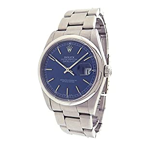 Rolex Datejust automatic-self-wind mens Watch 16200 (Certified Pre-owned)