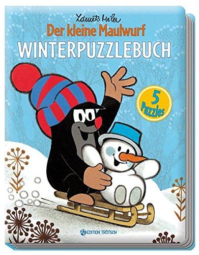 Winter-Puzzlebuch