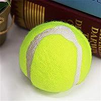 GYJ 3PCS Bolas de Goma para Perros - Tamaño de la Pelota de Tenis ...
