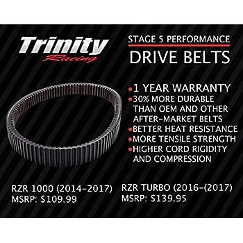 Amazon Com 17 19 Can Am Mavx3xrs Trinity Drive Belt