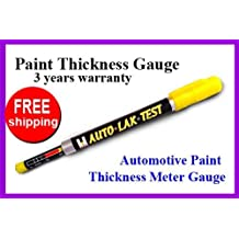 Paint Thickness Meter Gauge Crash-test Check(3 Years Warranty)