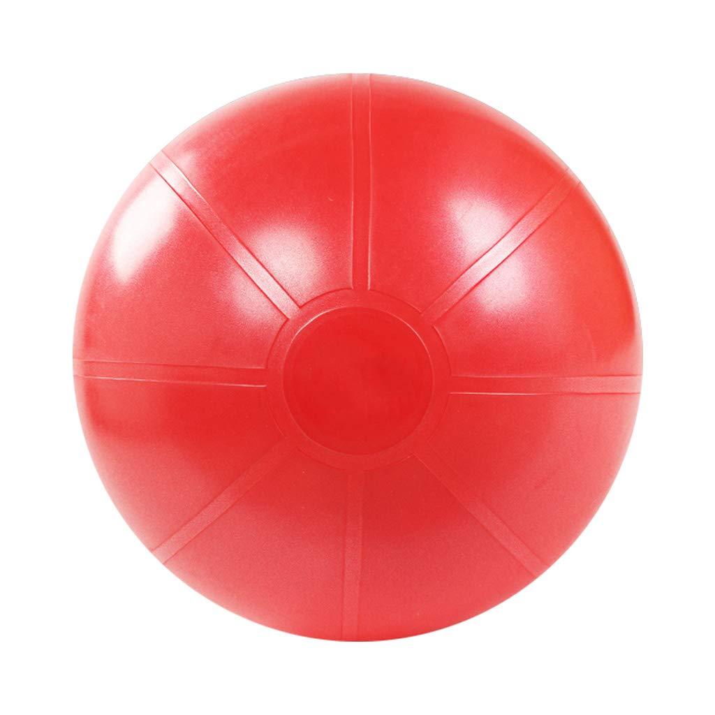 XSJ-Sports & Fitness Yoga Ball Anti-Burst Übungsball Übung Gymnastikball Anfänger Ideal für Yoga Pilates oder Geburtstherapie Erhältlich in DREI Größen 55/65 / 75cm