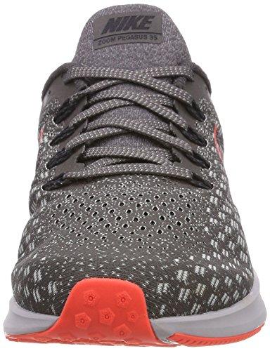 Air 35 Scarpe Running Multicolorethunder black Brown Pegasus Nike gum 001 Zoom Uomo Light Grey mNw8n0