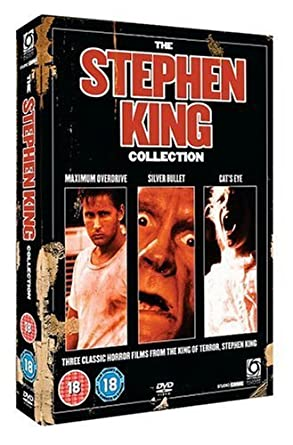 Stephen King Box Set [Reino Unido] [DVD]: Amazon.es: Stephen King Box Set: Cine y Series TV