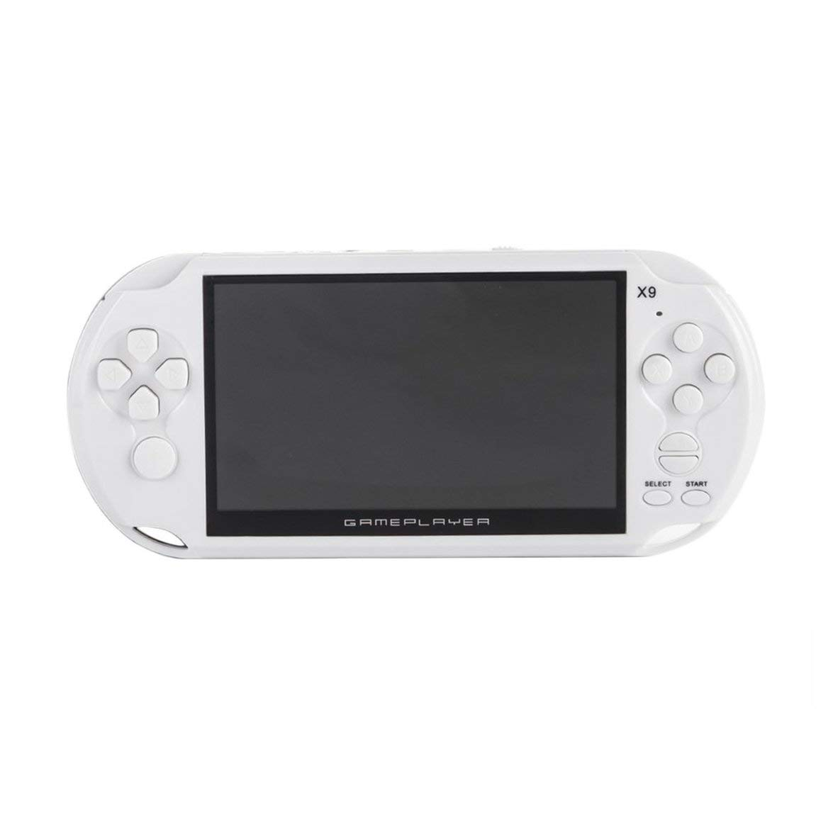 Pandamama Portable Size 5.0 Inch Large Screen 8GB Game Console Handheld Game Player MP3 Player Gamepad with Classic Games by Pandamama (Image #2)