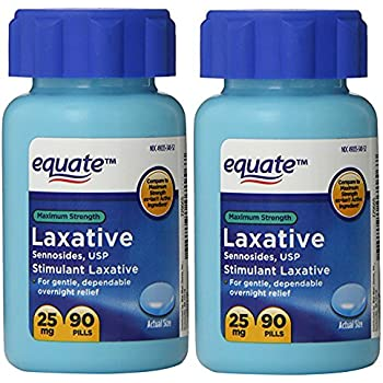 Amazon Com Equate Maximum Strength Laxative Pills
