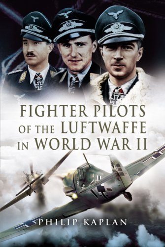 Luftwaffe Ace Pilot - Fighter Aces of the Luftwaffe in World War 2