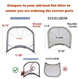 Adq56656401 Lint Filters Compatible with Lg And