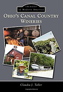 Book Cover: Ohio's Canal Country Wineries