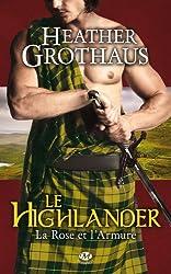 Le Highlander: La Rose et l'Armure, T3