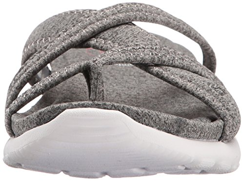 Gray Skechers Low Lucky Ring Breeze Toe Cali Stars Women's Sandal wwqtg1zCa