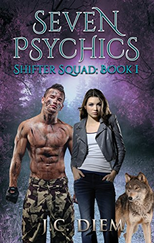 A strong, sexy shapeshifter learns that some instincts are impossible for even him to deny…  Seven Psychics: Shifter Squad Book 1 by J.C. Diem