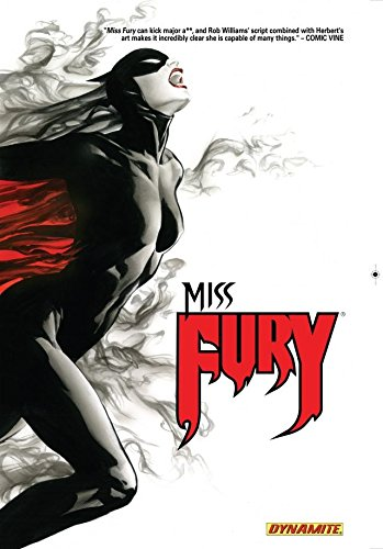 Miss Fury (2013) Vol. 1: Anger Is An Energy ()