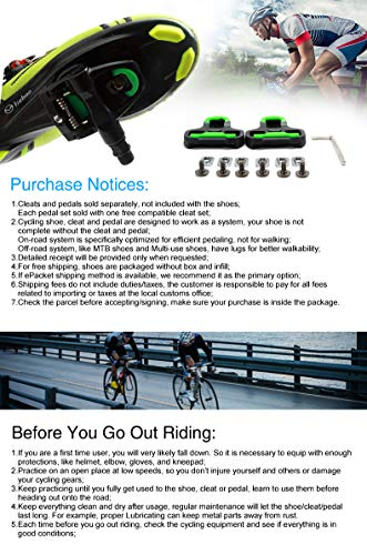Shoes Ciclismo Tiebao Shoes Green Cleated pedal Cycling Shoes Bicycle Lock Bike Road qEEwz